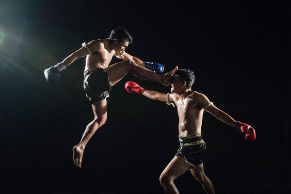 Thai boxing best