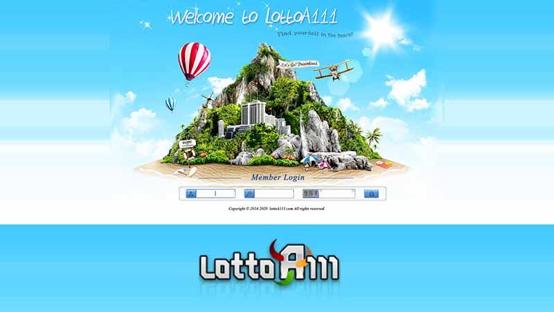 LOTTOA111 เว็บหวยออนไลน์แบบ Full-option